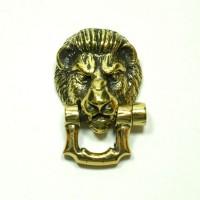 Застежка Лев