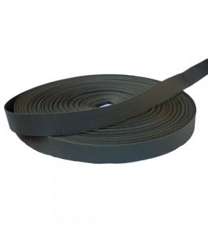Лента окантовочная полиамидная, 25 мм Oliva #001L