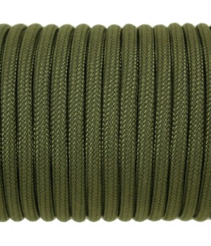 Paracord Type III 550, Simple Olive #004
