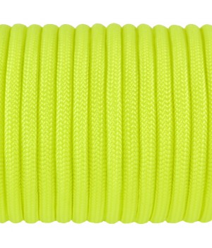 Paracord Type III 550, Simple LimeGreen #007