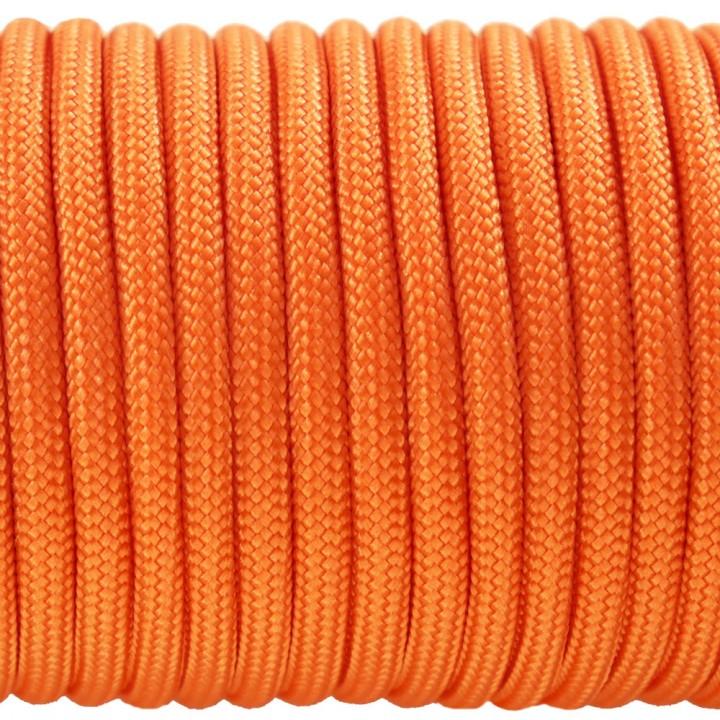 Паракорд 750 Type IV, Simple Orange #008b