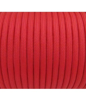 Paracord Type IV 750, Simple Red #071b