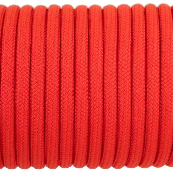 Паракорд 550 Type III, Simple Red #071
