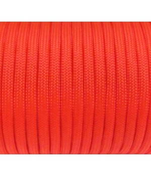 Paracord Type IV 750, Simple Neon Orange #134b