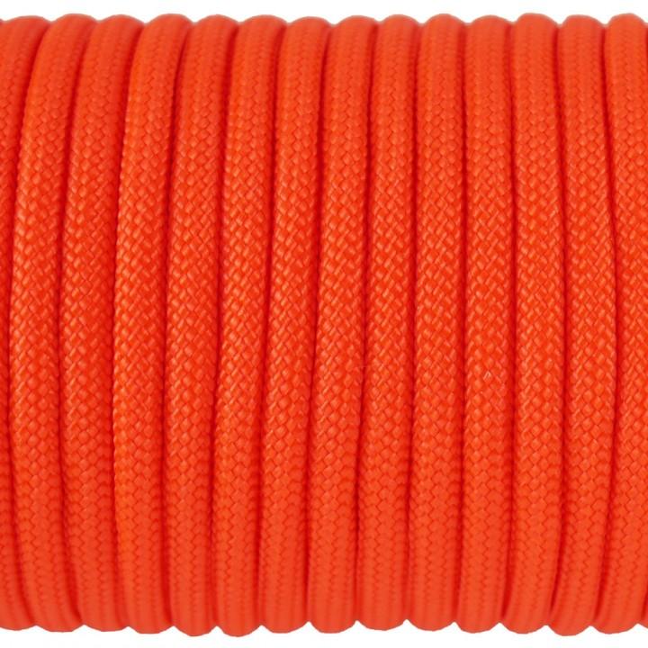 Паракорд 550, Type III, Simple Neon Orange #134
