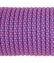 Paracord Type III 550, Grid Simple Blue&Pink #179
