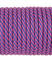 Paracord Type III 550, Spiral Simple Blue&Pink #180
