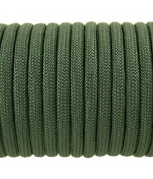 Paracord Type III 550, Simple Dark Green #182