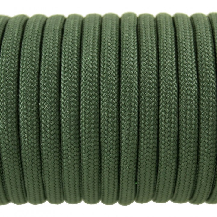 Паракорд 550, Type III, Simple Dark Green #182