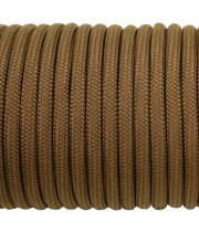 Paracord Type III 550, Simple Brown #184