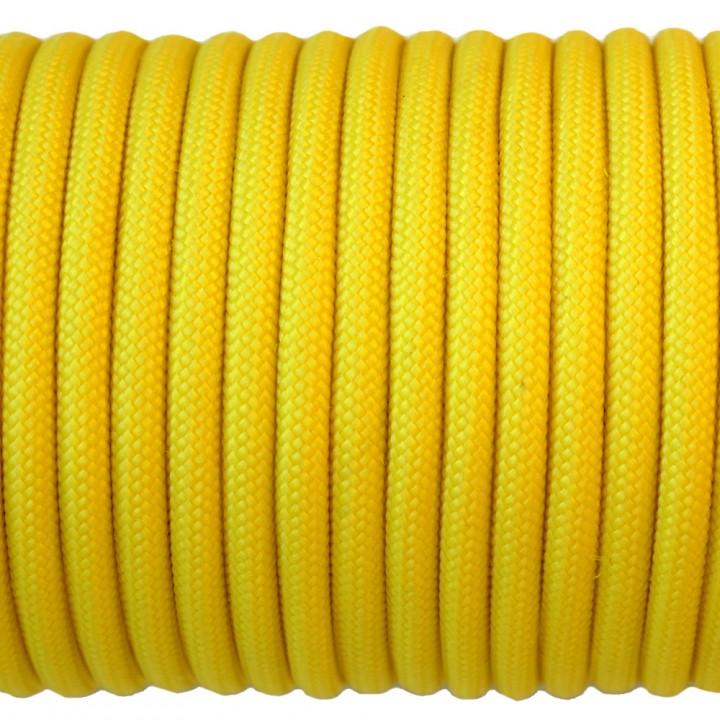 Паракорд 550, Type III, Simple Yellow #193