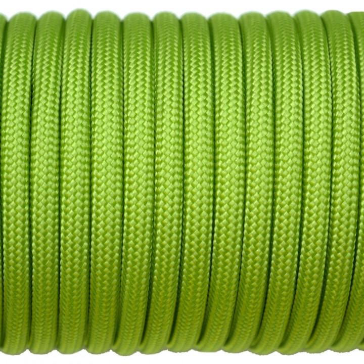 Паракорд 550, Type III, Simple Neon Green #195