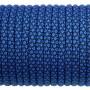 Паракорд 550, Type III, Grid Black&Blue #197