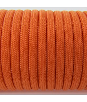Paracord Type IV 750, Simple Orange #008b