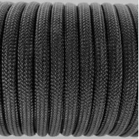 Paracord Type III 550, Simple Black #001