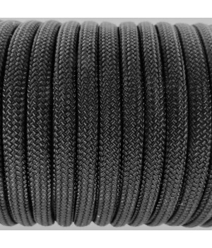 Paracord Type IV 750, Simple Black #001b