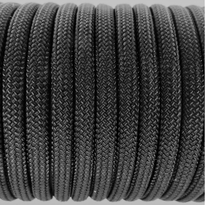 Паракорд 550, Type III, Simple Black #001