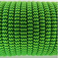 Paracord Type III 550, Mexico PineGreen&LimeGreen #041