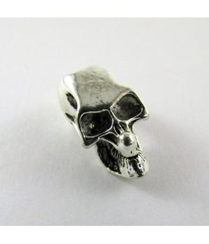 Бусина череп модель 2