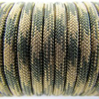 Paracord Type III 550, Camo Coyote&Olive #069