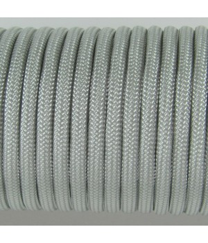 Paracord Type III 550, Simple Silver Grey #093
