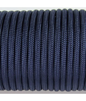 Paracord Type IV 750, Simple Navy Blue #092b