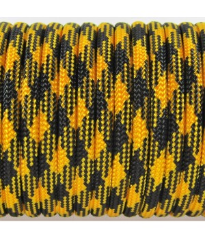 Paracord Type III 550, Camo Gold&Black #102