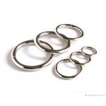 Кольца сварные для поводков ошейников
