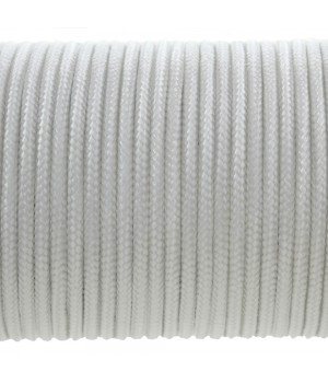 Paracord Type I 100, Simple White #005