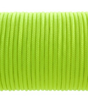 Paracord Type I 100, Simple LimeGreen #007m