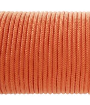 Paracord Type I 100, Simple Orange #008m