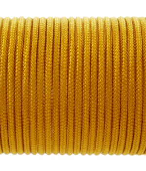 Paracord Type I 100, Simple Gold #048m