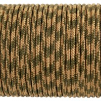 Paracord Type I 100, Camo Coyote&Olive #069m