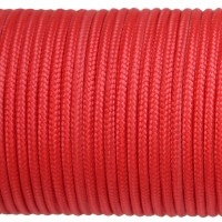 Paracord Type I 100, Simple Red #072m