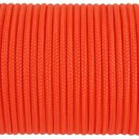 Paracord Type I 100, Simple Neon Orange #134m