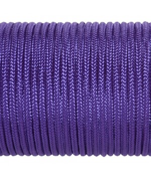 Paracord Type I 100, Simple Violet #166m