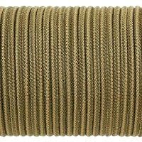 Paracord Type I 100, Strips Olive&Coyote #171m