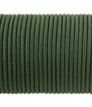 Paracord Type I 100, Simple Dark Green #182m