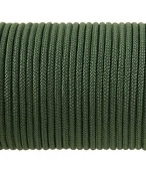Paracord Type I 100, Simple Dark Green #182m